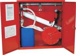 Revízie hasiacich prístrojov - Florian, požiarna ochrana